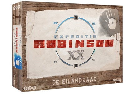 Bordspel Expeditie Robinson De Eilandraad