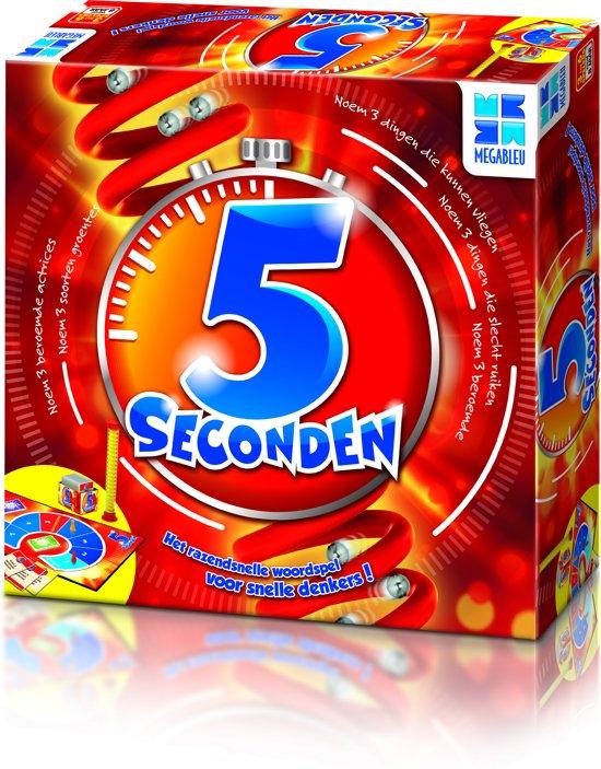 Recensie 5 seconden