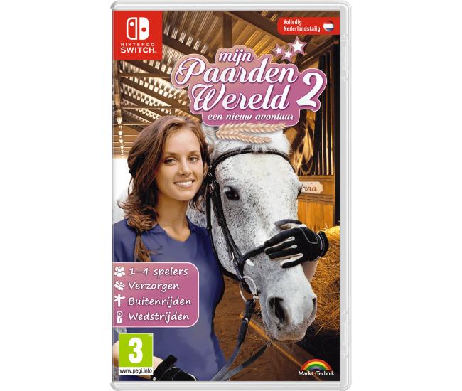 Recensie Mijn Paardenwereld 2