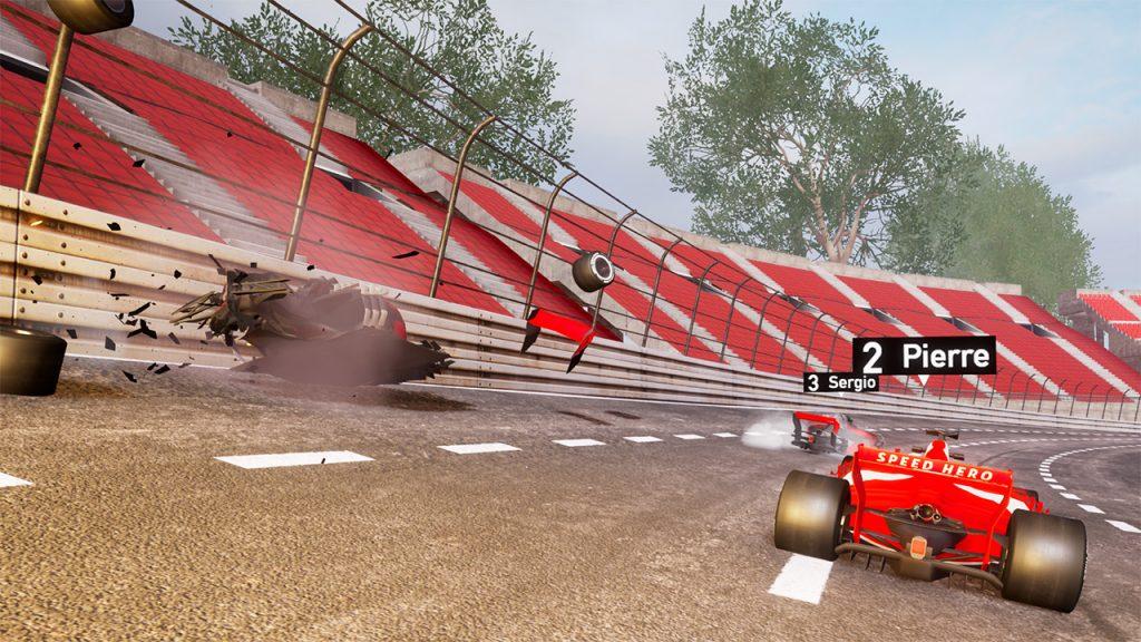 Screenshot Speed 3 Grand Prix